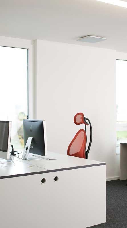 die infrarotheizung von vitramo b ro und gesch ftsr ume. Black Bedroom Furniture Sets. Home Design Ideas